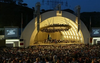 Opera League Night August 9th at the Hollywood Bowl for La Traviata