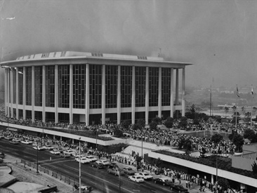 Origin Story: An Introduction to the LA Opera History Project